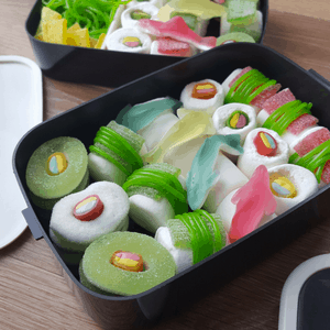Süßes Sushi Nori