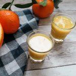 Ingwershot mit Orange