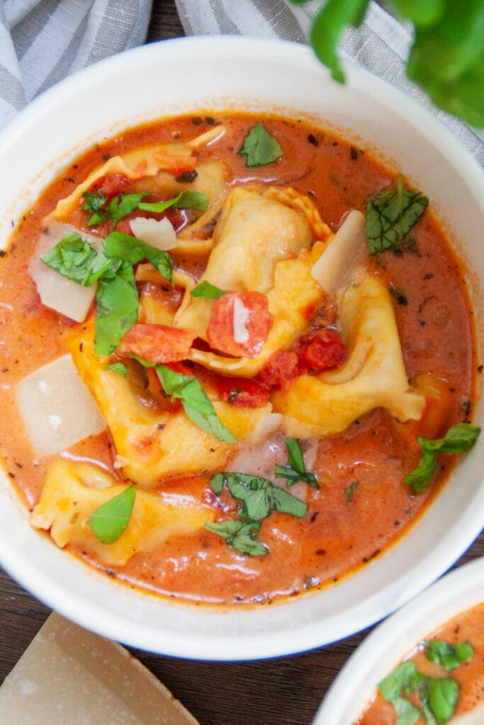 Basisrezept für Tomatensuppe