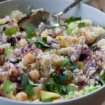 Kichererbsensalat mit Couscous